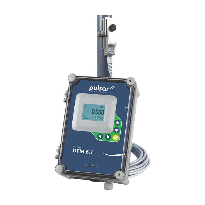 Ultrasonic Doppler Fixed <br /> Sludge/Sewage