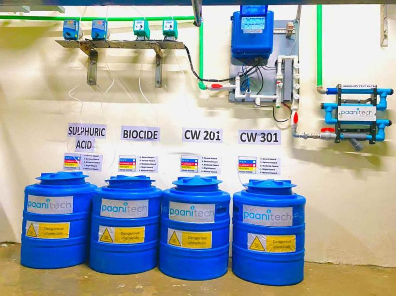 Paanitech Water Treatment Chemical