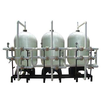 3 FRP Vessel - Water Treatment Plant